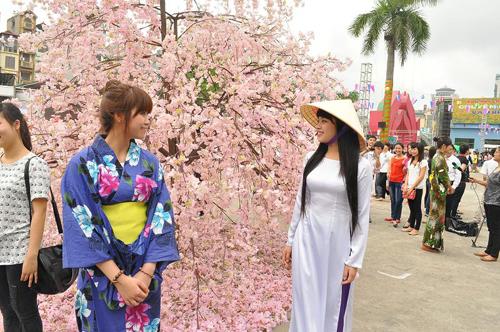 Lễ hội Việt Nam tại Nhật Bản