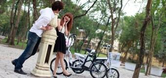 Xe đạp điện – Phương tiện di chuyển lợi ích nhất khi giá xăng tăng
