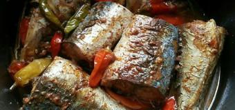 Nào cùng xuống bếp ngày cuối tuần làm món cá nục kho nước mía cho gia đình thưởng thức
