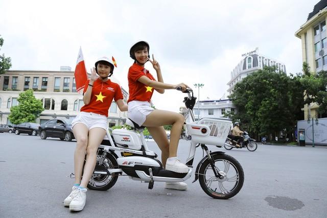 Cách chọn xe đạp điện phù hợp cho bé yêu