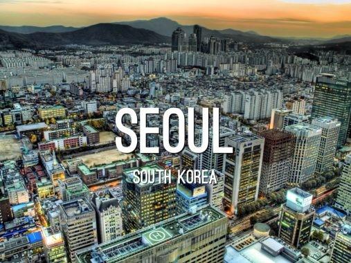 Thành phố Seoul Hàn Quốc