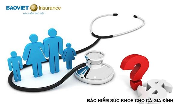 Nên mua loại bảo hiểm nào cho cả gia đình?