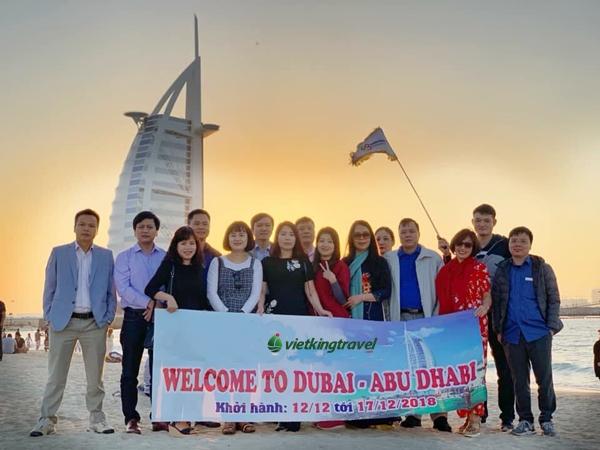 Vietkingtravel – Đơn vị tổ chức tour du lịch Dubai uy tín và chất lượng