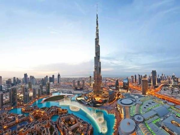 Burj Khalifa – Biểu tượng của Dubai
