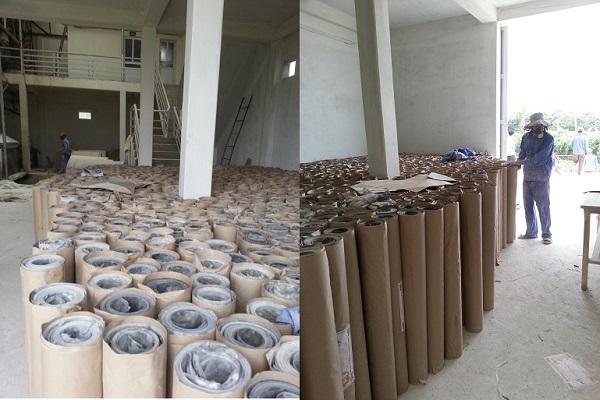 Giấy dầu An Phú Nam được ứng dụng trong nhiều công trình