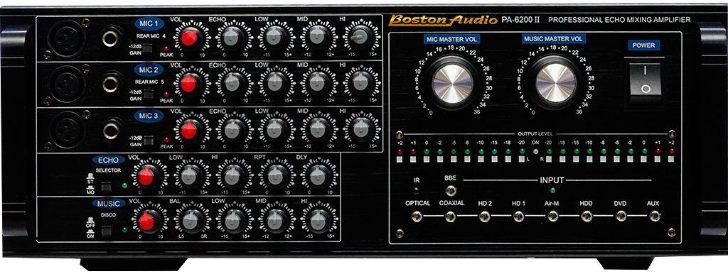 AMPLY-BOSTON-PA-6200-II