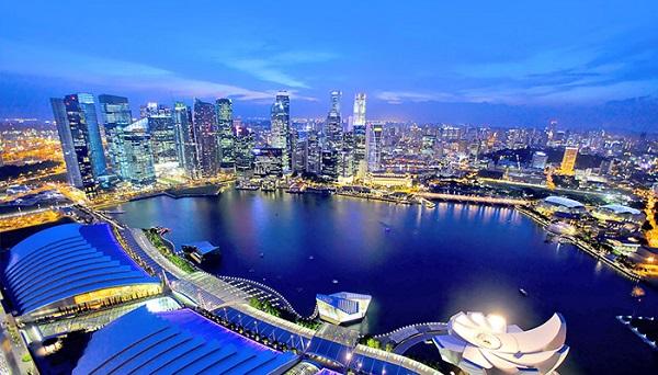 Vịnh Marina chính là điểm đến lý tưởng nhất trong chuyến du lịch Singapore