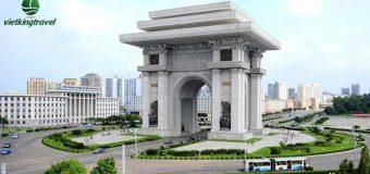Khám phá đất nước bí ẩn với tour du lịch Triều Tiên giá rẻ