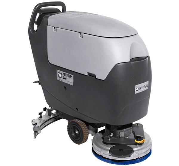 Máy chà sàn liên hợp được ưu chuộng nhất để vệ sinh nhà xưởng
