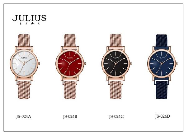 đồng hồ julius nữ đẹp nhất