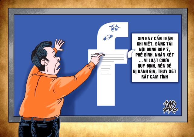 Sử dụng mạng xã hội Facebook để làm nhục người khác