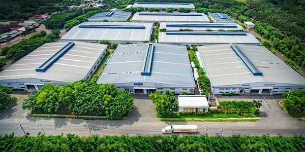 Thuê nhà xưởng giá cạnh tranh tại khu công nghiệp Long Hậu