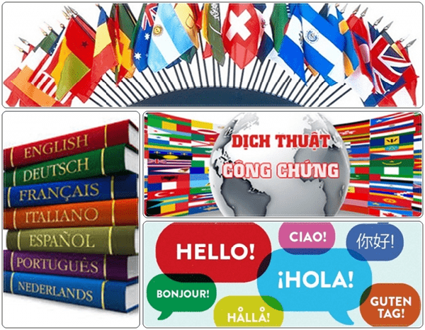 Top 10 công ty dịch thuật uy tín
