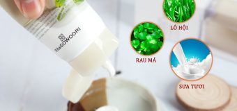 Top 3 sữa rửa mặt hàn quốc trị mụn tốt nhất hiện nay