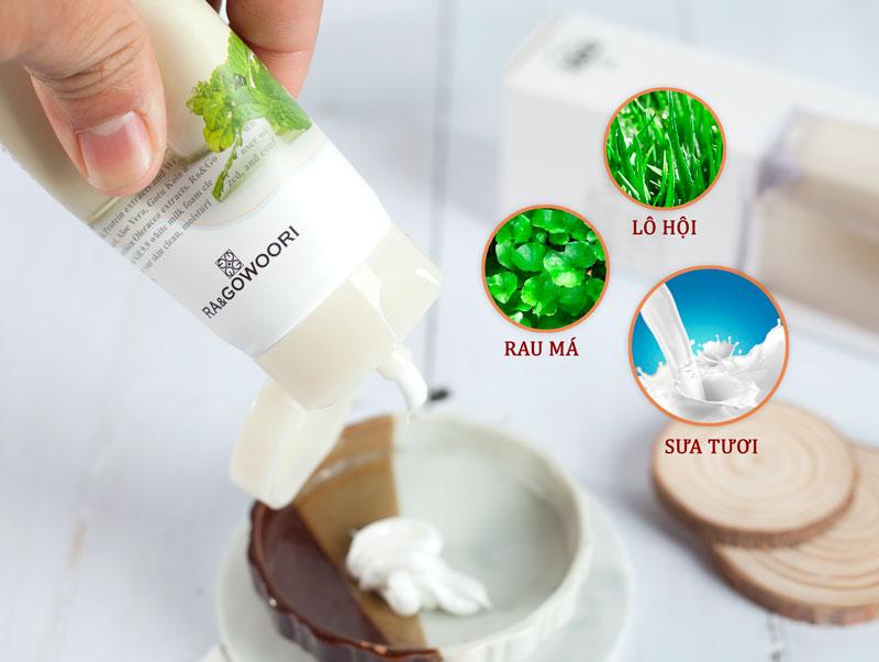 Sữa Rửa Mặt Sữa tươi Real Kill 9.9