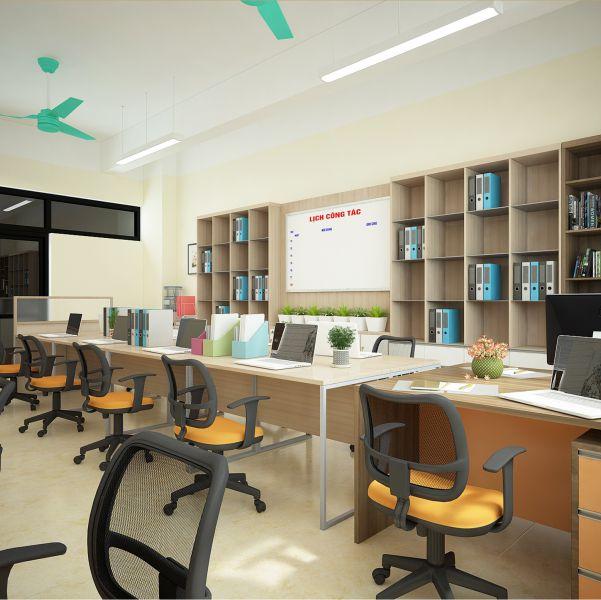 thi công nội thất văn phòng tphcm chất lượng