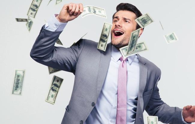 Tăng sự giàu có cho bản thân