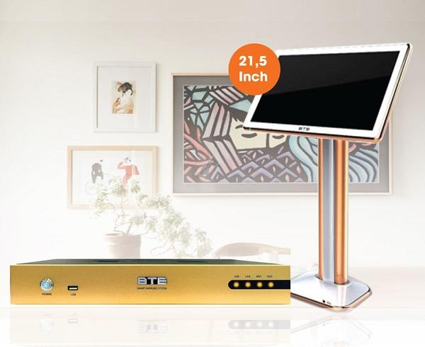 Đầu karaoke BTE với thiết kế thêm cổng HDMI