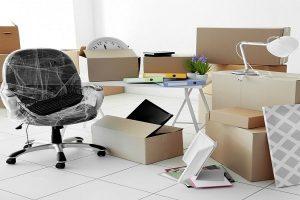 Kiểm tra kỹ lưỡng và phân loại tài sản trước khi chuyển đến địa điểm mới