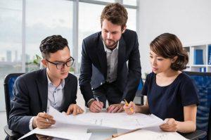 Làm việc nhóm để nâng cao khả năng giao tiếp và tinh thần trách nhiệm của mỗi cá nhân trong đội nhóm