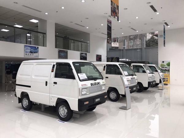 Suzuki Van chất lượng