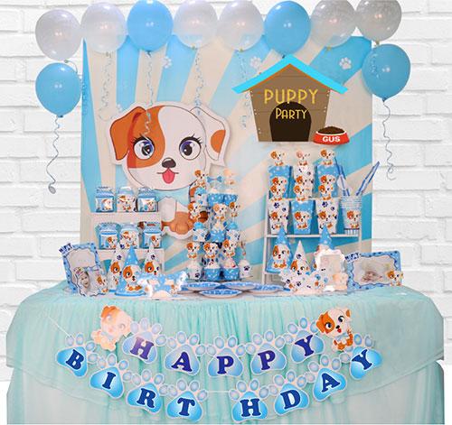 cách trang trí sinh nhật cho bé trai hoàn hảo tại nhà