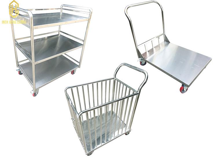 Inox Hùng Cường cung cấp các thiết bị bếp