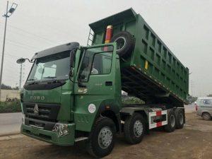 Xe tải chở nặng