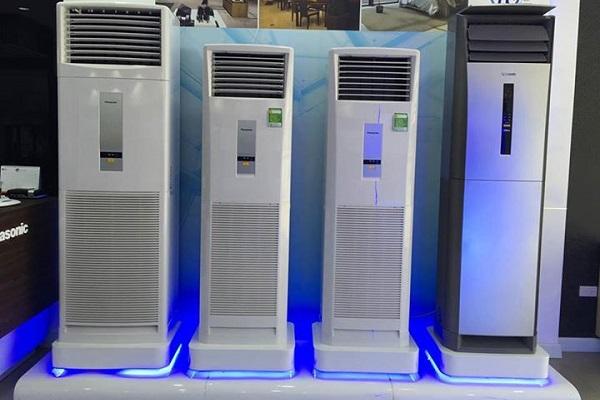Với nhiều mức công suất, điều hòa cây Panasonic đem lại đa dạng lựa chọn cho khách hàng