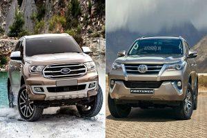 Ford và Toyota - Sự lựa chọn nằm ở trái tim của khách hàng