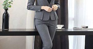 Chọn vải may áo vest nữ đồng phục công sở đẹp và rẻ nhất