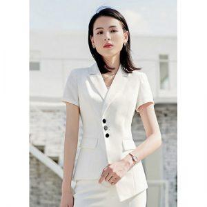 Áo vest nữ chất liệu len