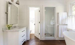 Cửa nhựa lõi thép là lựa chọn số 1 cho nhà vệ sinh