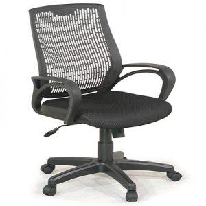Ghế văn phòng màu đen