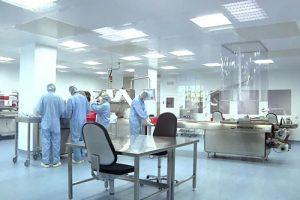 Phòng sạch là nơi cần đảm bảo vệ sinh bụi bẩn cực kỳ cao