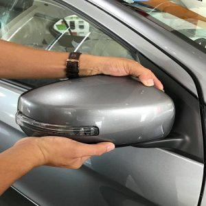 Trộm gương ô tô là một trong những hành vi vi phạm pháp luật