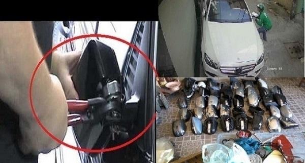 6 cách chống trộm vặt gương ô tô hiệu quả nhất hiện nay