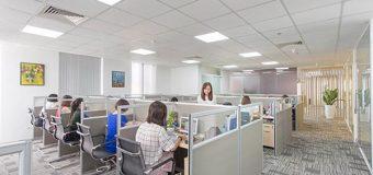 Thuê văn phòng chia sẻ giá tốt tại TPHCM