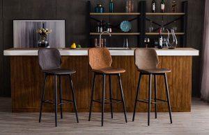 Mẫu thiết kế quầy bar hiện đại