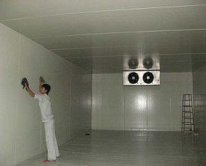 Lắp đặt kho lạnh công nghiệp tại TPHCM
