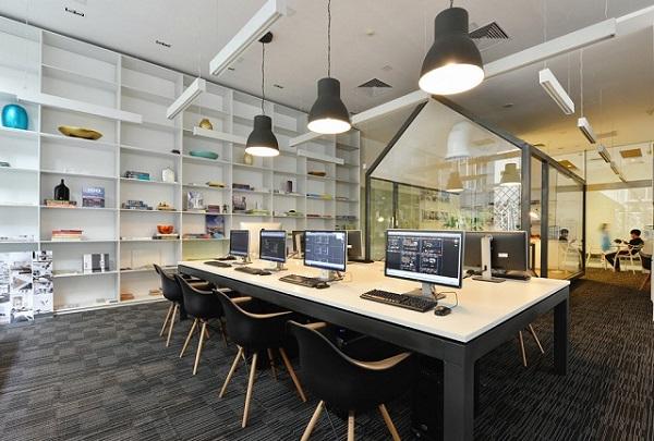 Văn phòng ảo tiện nghi