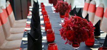 Ý nghĩa các loại hoa tươi trang trí sự kiện