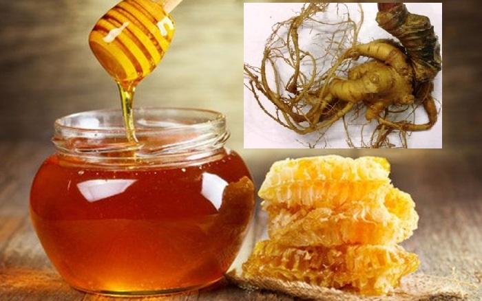 Chữa đau lưng mỏi gối tuổi già bằng Sâm Ngọc Linh Mật ong