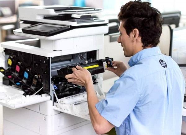 Cách khắc phục các lỗi trên máy photocopy Ricoh