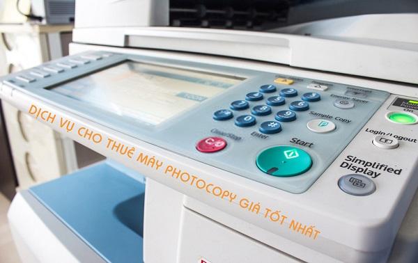Hướng dẫn sử dụng các phím cơ bản của máy in