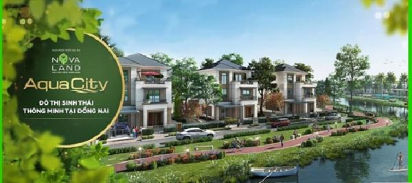 Lý do nên đầu tư dự án Aqua City
