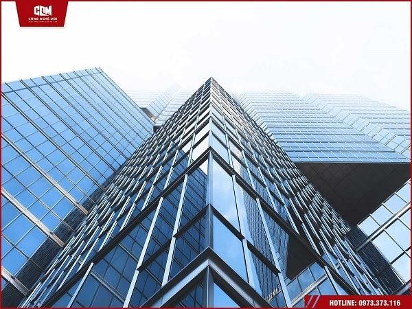 CNM Door cung cấp bảng báo giá thi công vách mặt dựng cao cấp