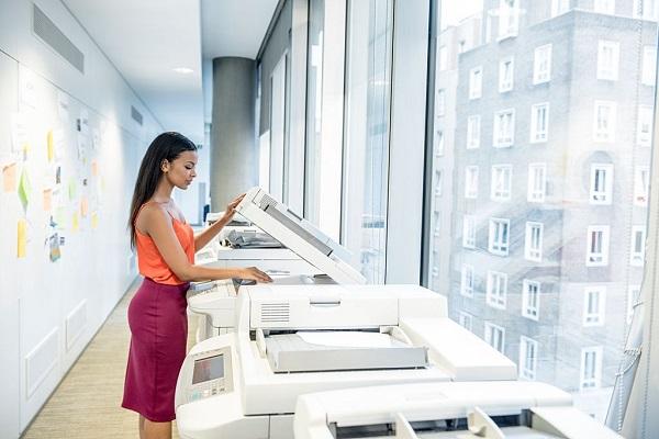 Thị trường người dùng photocopy ngày càng phát triển
