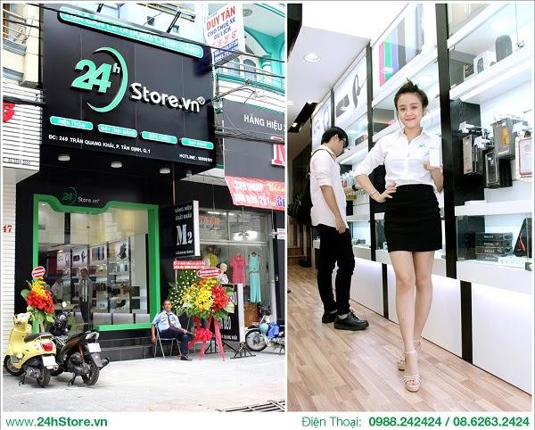 24hstore.vn - hệ thống bán lẻ hàng công nghệ uy tín