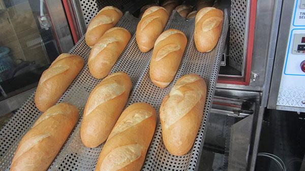 Lò Nướng Bánh Mì Đối Lưu 8 Khay